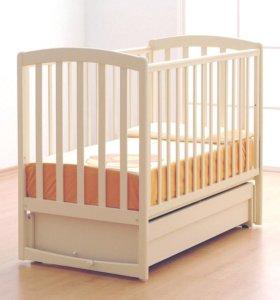 детская кроватка фирмы гандылян