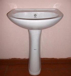 Раковина в ванную и стелла под раковину