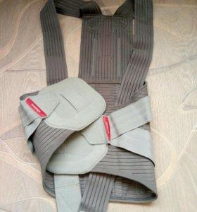 полужесткий ортопедический корсет размер S