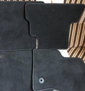 Велюровые коврики для форд куга 2