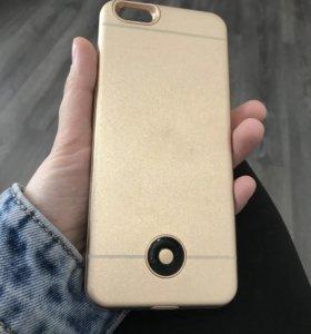 Чехол-аккумулятор на IPhone 6/6s
