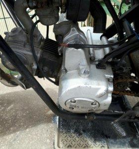 Двигатель 70 м/кб