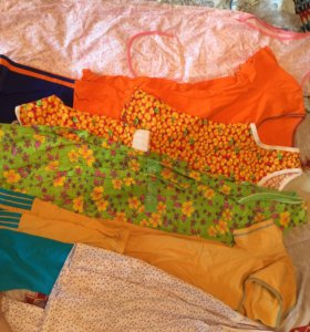 Новые пижамы и сорочки