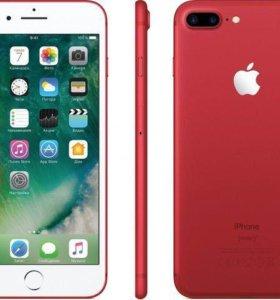 iPhone 7+ на 128 Гб