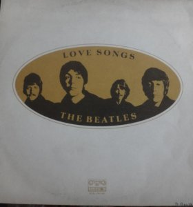 Винил пластинка The Beatles Love Songs