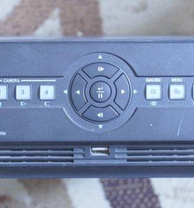 Видеорегистратор 4 канальный DVR-400