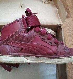 Оригинальные кросы пума