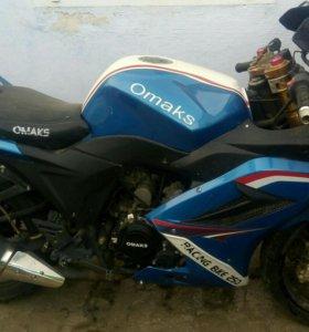 Мотоцикл Omaks250