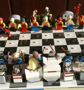 Лего шахматы