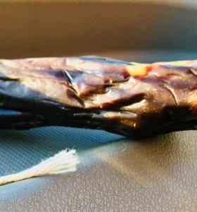 Колбаса конская сыровяленая