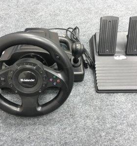 Руль на ПК, PS3