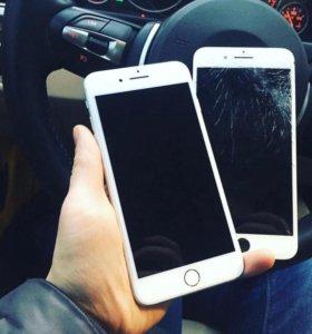 Продадим экраны для Iphone качество AAA+