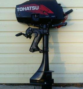 Лодочный мотор Тохатсу 3,5