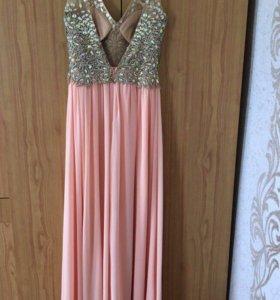 Вечернее платье, размер 40-42