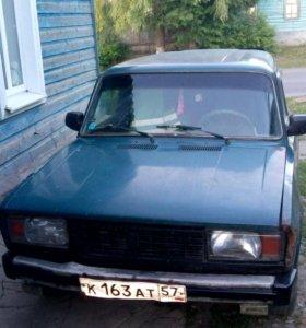ВАЗ (Lada) 2104, 1999