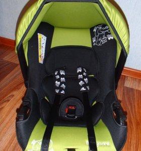 "Автолюлька ""Baby Care BC-322 Люкс Слоник"""