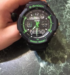 Электронные часы S-Shock