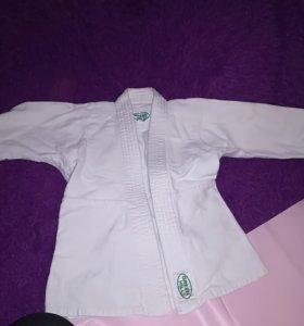 Верхняя часть кимоно для дзюдо
