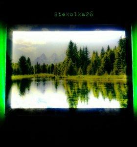 Картина на стекле с подсветкой
