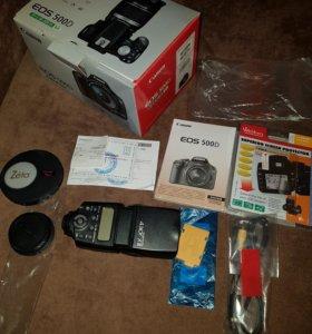 Canon Selphy CP720, Canon eos 500d, SpeedLite 430E