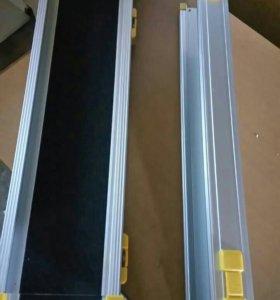 Пандус телескопический 2-х секционный