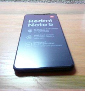 """Смартфон Xiaomi Redmi Note 5 4 ГБ 64 ГБ 5,99 """"18:9"""