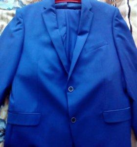 Пиджак с брюками