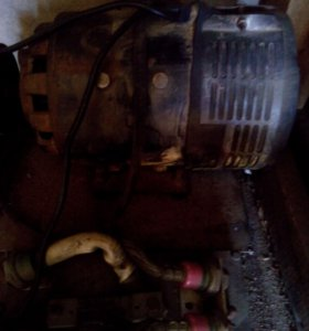 Электро двигатель постоянного тока
