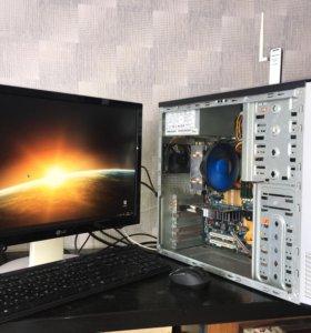Компьютер для учебы и игр