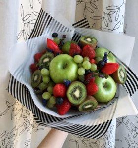 Букеты из фруктов, овощей!