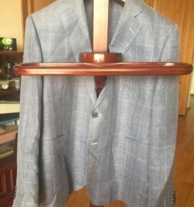 Пиджак мужской летний р-р 56-58 рост 180 см