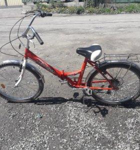 Велосипед в хорошем состоянит