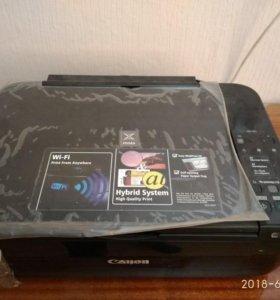 Мфу принтер Сanon pixma mp495