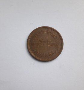 Японские 10 иен