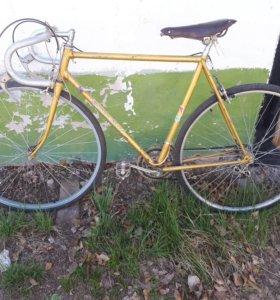 Велосипед СССР Старт-Шоссе в хорошем состоянии