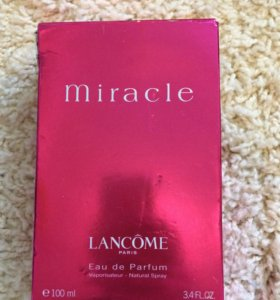 Lancôme Miracle парфюмерная вода.