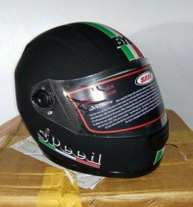 Мото шлем интегральный для мотоцикла, квадроцикла