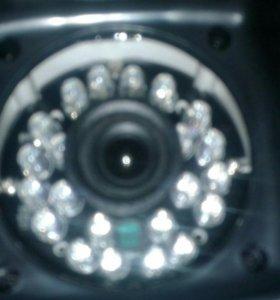 Камера видео наблюдение новая не пользовались