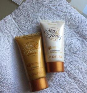 Набор для волос (шампунь+кондиционер)