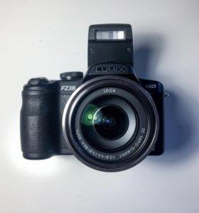 Фотоаппарат Panasonic Lumix DMC-FZ38