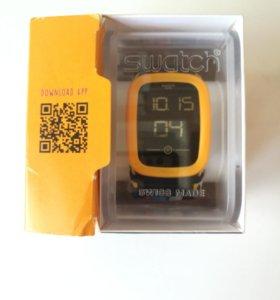 Часы Swatch touch zero one
