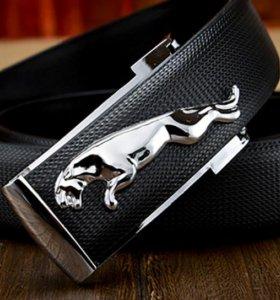 Мужской ремень Jaguar