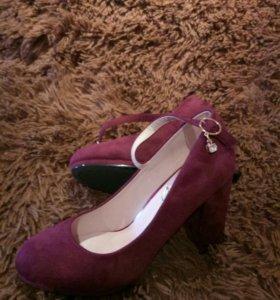 Выпускные туфли