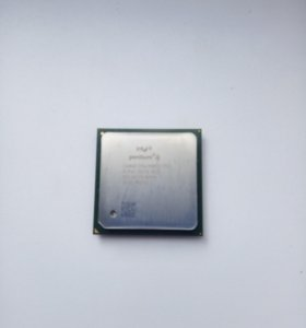 Процессор Intel Pentium 4 1.60 GHZ