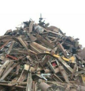 Вывезем металлические отходы