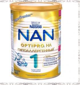 NAN Детское питание