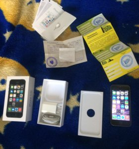iPhone 5s 16G Black