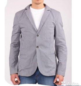 Летний мужской пиджак стильный
