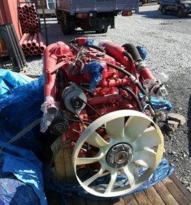 Двигатель в сборе (DE12TIS) на Daewoo Novus