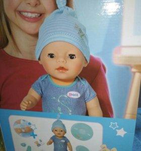 Кукла,плачет,писает,не пользовались